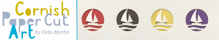 Cornish Paper Cut Art