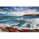 Rolling in the Deep - Croyde Bay - SOLD