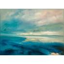 Blue Dream, Saunton Beach  SOLD