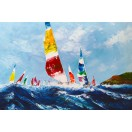 Round the Island Race - Lundy SOLD