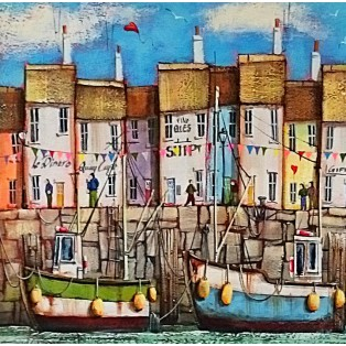Harbour Boats I  SOLD