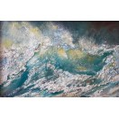 Stormy  Seas  SOLD