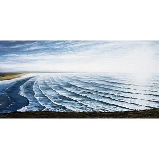 A View of Saunton Beach - SOLD