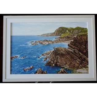 Coming Home, Ilfracombe Harbour SOLD