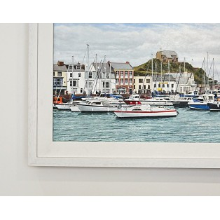 High Tide, Ilfracombe Harbour  SOLD