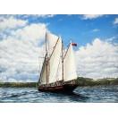 Leader - former Brixham sailing trawler