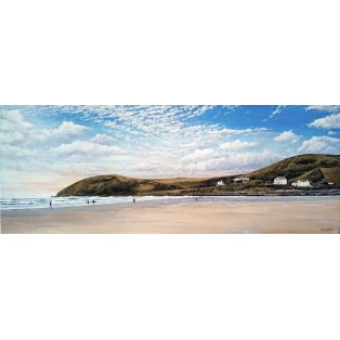 Croyde Bay & Baggy Point - SOLD