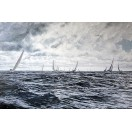 Round The Island Race, Isle of Wight 2012