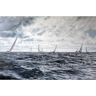 Round The Island Race - Isle of Wight 2012