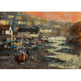 Golant, Cornwall  SOLD