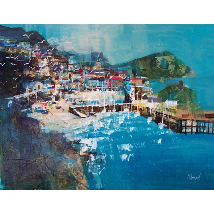 Summer Light Ilfracombe Sold