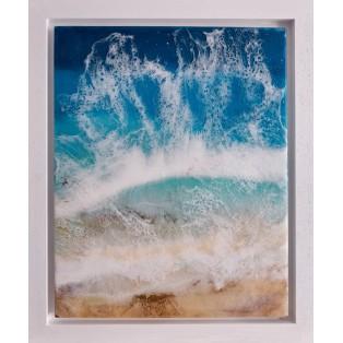 Pearlescent Ocean  SOLD