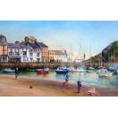 I found a jellyfish - Ilfracombe Harbour SOLD