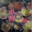 Water Lillies  SOLD