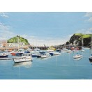A view of Ilfracombe Harbour  SOLD