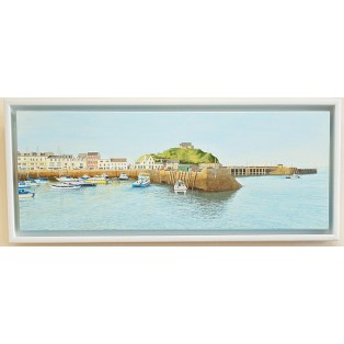 Ilfracombe Harbour No. 5  SOLD