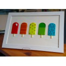 Large Ice Lollies  SOLD