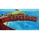 To the Harbour Wall  SOLD